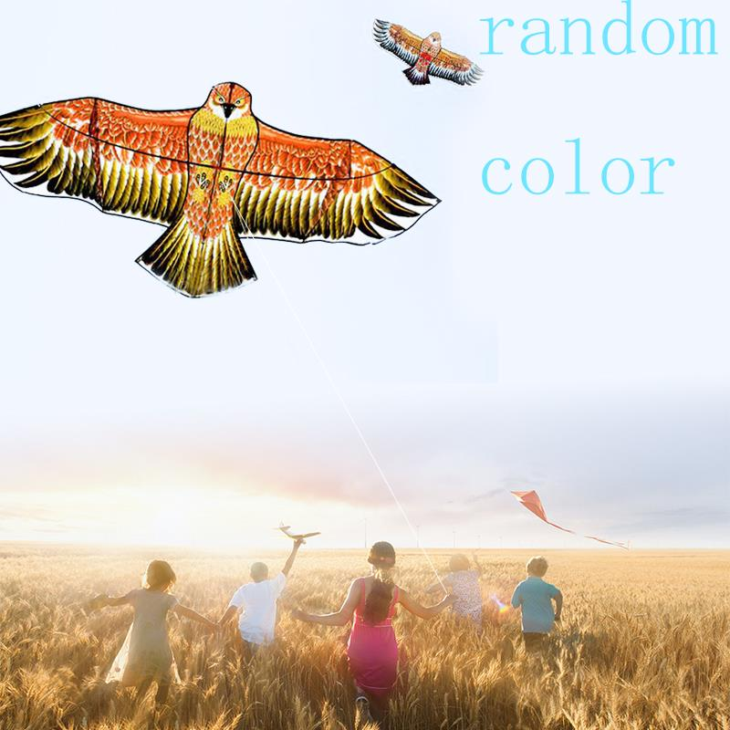 Huge 1.6m Eagle Kite Outdoor Fun Sport Kite Novelty Animal Eagle Kites Child Children Toy High Quality Big Kite Flying