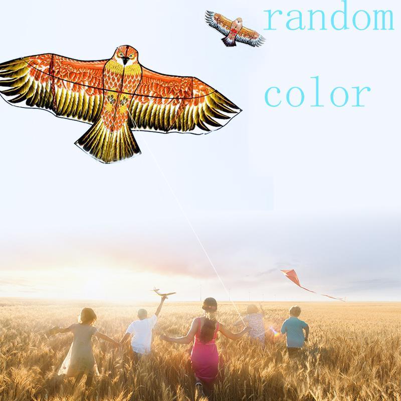 Huge 1.6m Eagle Kite Outdoor Fun Sport Kite Novelty Animal Eagle Kites Child Children Toy High Quality Big Kite Flying