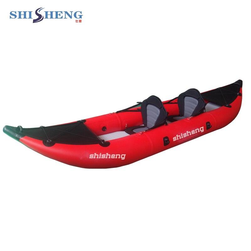 En gros pas cher océan gonflable kayak pvc pour vente avec CE!