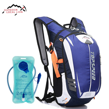 LOCAL LION Cycling Backpack Hydration Water Bladder Bag Bicycle Bags Backpack Bicycle Riding Waterproof Cycling Rucksacks 18L