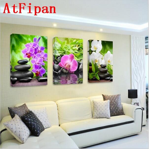 atfipan cuadros modernos decoracin maison imagen flores lienzo cuadros para la sala modular wall art oil