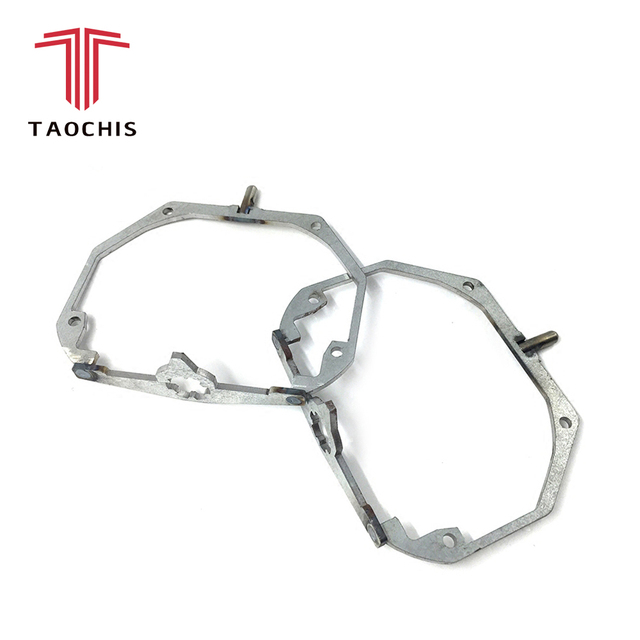Taochis Car Styling Frame Adapter For Lexus Es240 Es350 Rx330 Rx350 Rx400h Afs Hella 3r G5