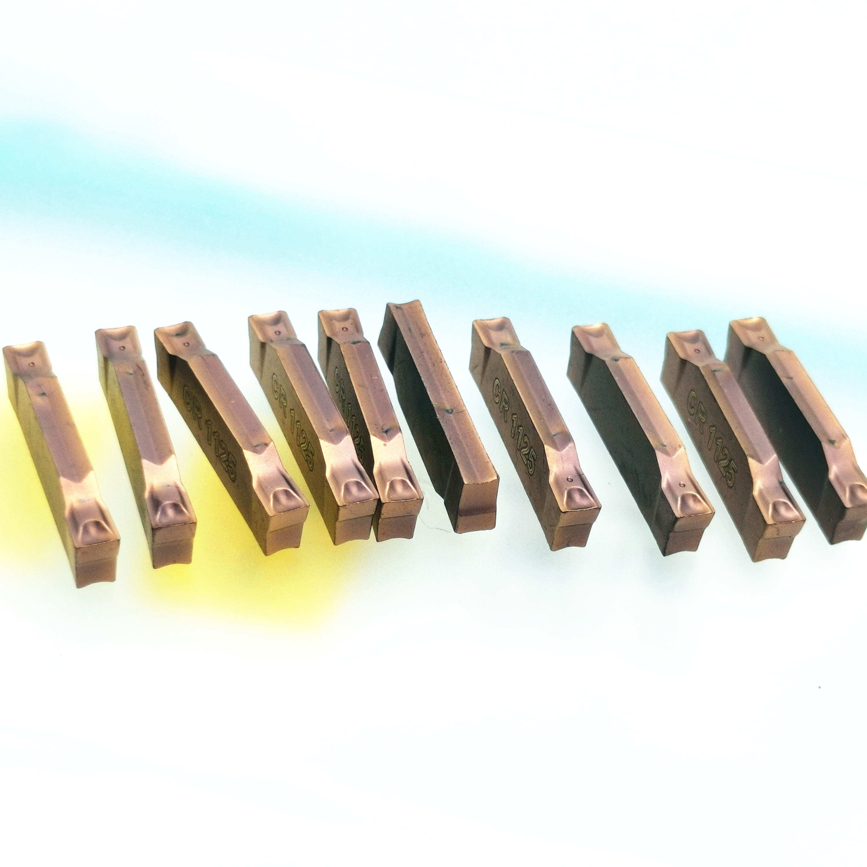 10pcs TDC2 TT9030 2mm groove cutting inserts carbide insert for steel parts