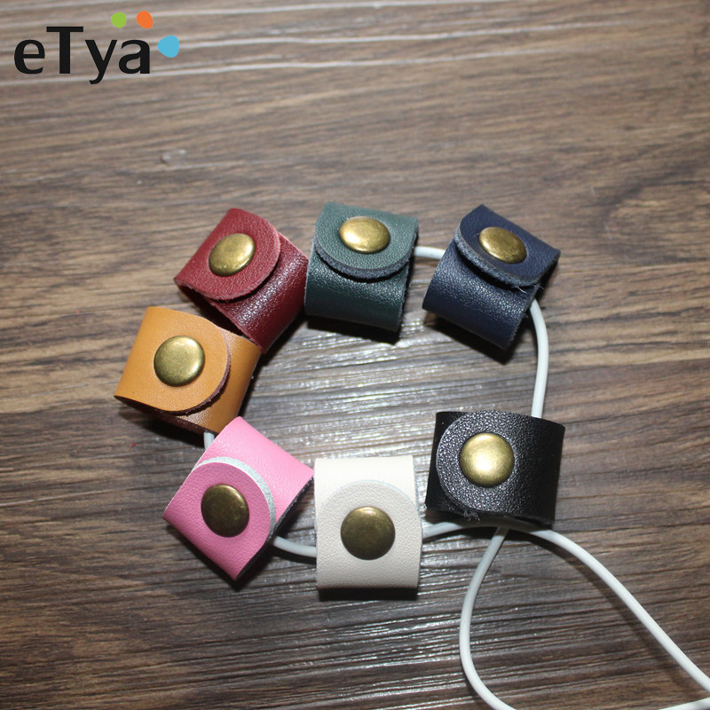 ETya Fashion Travel Organizer Bag Portable Earphone Headphone Cable Line Storage Package Phone Line Organizer Travel Accessories