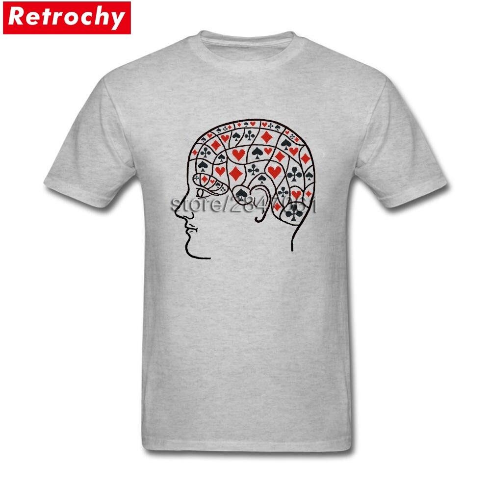 2019 t-shirt da uomo di marca fashion phrenology Per uomo alto Slim Fit camicia a maniche corte da uomo per uomo di grandi dimensioni