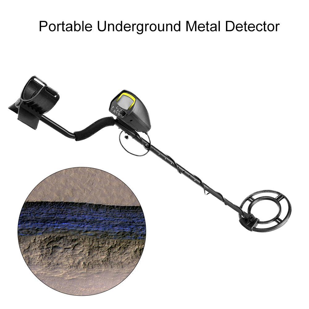 Détecteur portatif souterrain d'outil de trouveur de Scanner en métal accessoires supplémentaires petit fourreau pour la recherche de trésor de pelle d'or