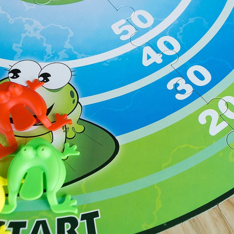 Bouncing Jumping Frog Game 8