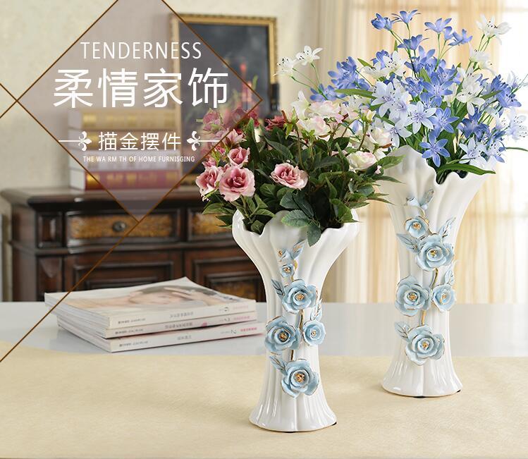 online kaufen großhandel große weiße vase aus china ...