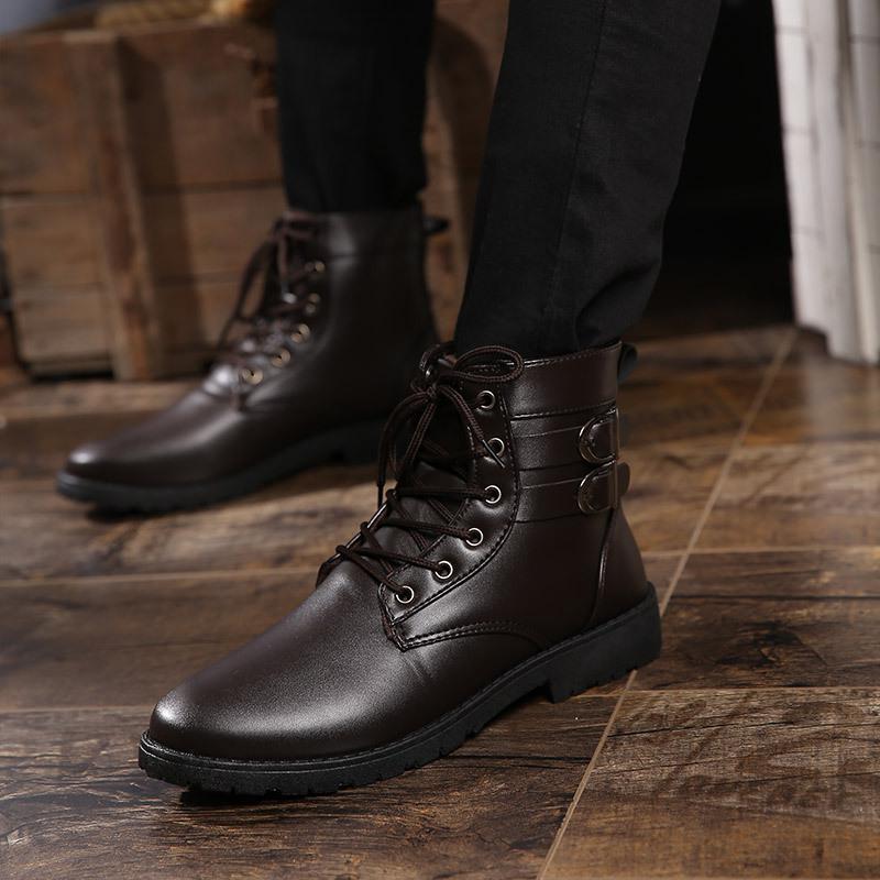 Nouveaux Slip 2017 De Casual chocolat Hommes Mode Sport Confortable Noir Chaussures qd44wTZ