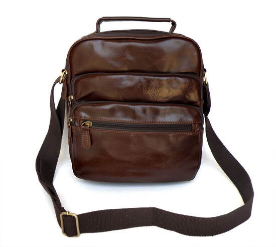 J.M.D 100% Genuine Leather Men's Fashional And Classic Messenger Cross Body Shoulder Bag 7027C j m d top quality classic and fashional cross body bag brand new flap bag 100