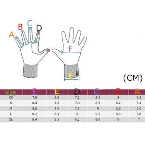 Image 5 - Professional Horse Reiten Handschuhe für Männer Frauen Tragen beständig Gleitschutz Reit Handschuhe Horse Racing Handschuhe Ausrüstung