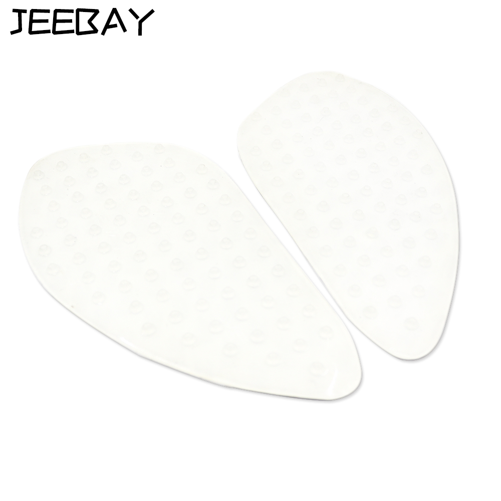 JEEBAY For CBR250R 10-13 <font><b>CBR300R</b></font> 14 Motorcycle <font><b>sticker</b></font> Tank Pad Traction Non-skid Silica Gel Side Gas Knee Grip Protector Decals image