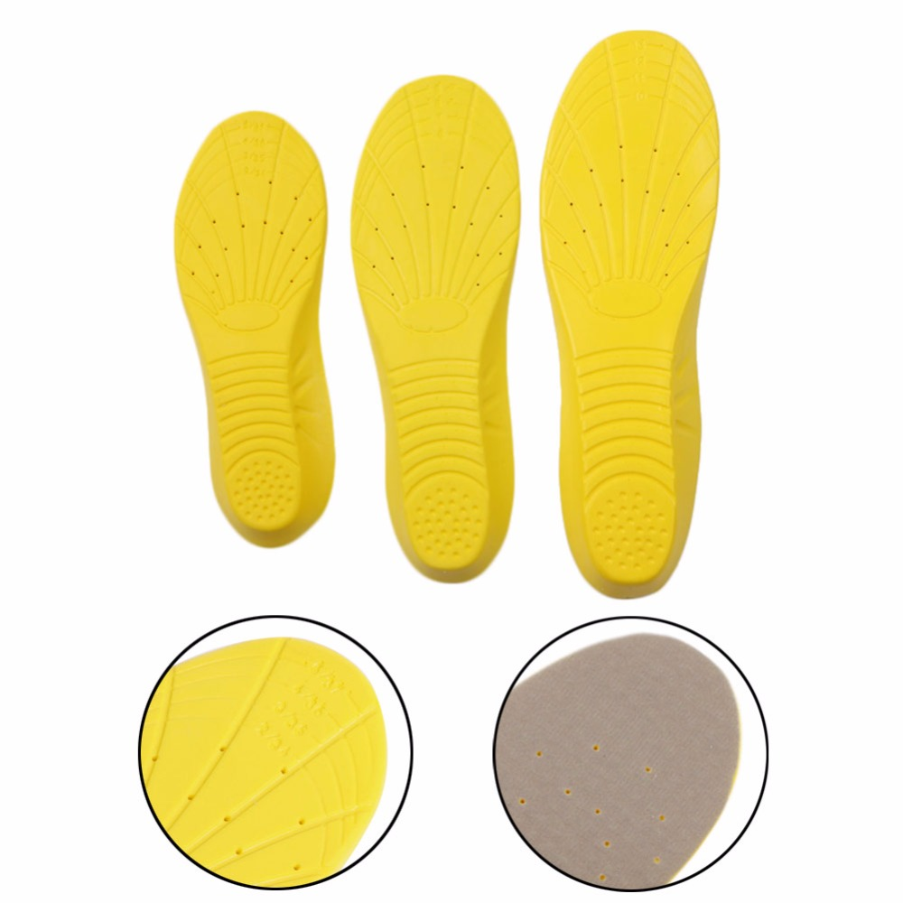 THINKTHENDO New 1 Pair Comfort Orthotic Arch Support Shoes Insoles Pads Cushion Pain Relief Foot Care orthotic arch support gel pads non slip pain relief shoes insoles high heels silicone gel forefoot gel pads 1 pair ais646