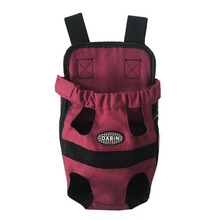 899a1d1038a8 Dog Cat Pet Puppy Travel Carry Backpack Front Bag Tote Carrier Shoulder  Sling(China)
