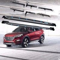 For Hyundai Tucson 2015.2016.2017 Car Running Boards Auto Side Step Bar Pedals High Quality Brand New Beyond Design Nerf Bars