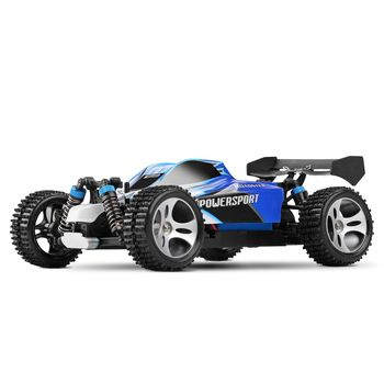 2018 New Wltoys A959 RC Car 1:18 Scale 2.4G 4WD RTR Off-Road Buggy High Speed Racing Car Remote Control Truck 4 wheel Climber