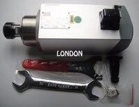 GMT6KW spindle motor air cooling AC380V 3 PH 300HZ 18000RPM ER32