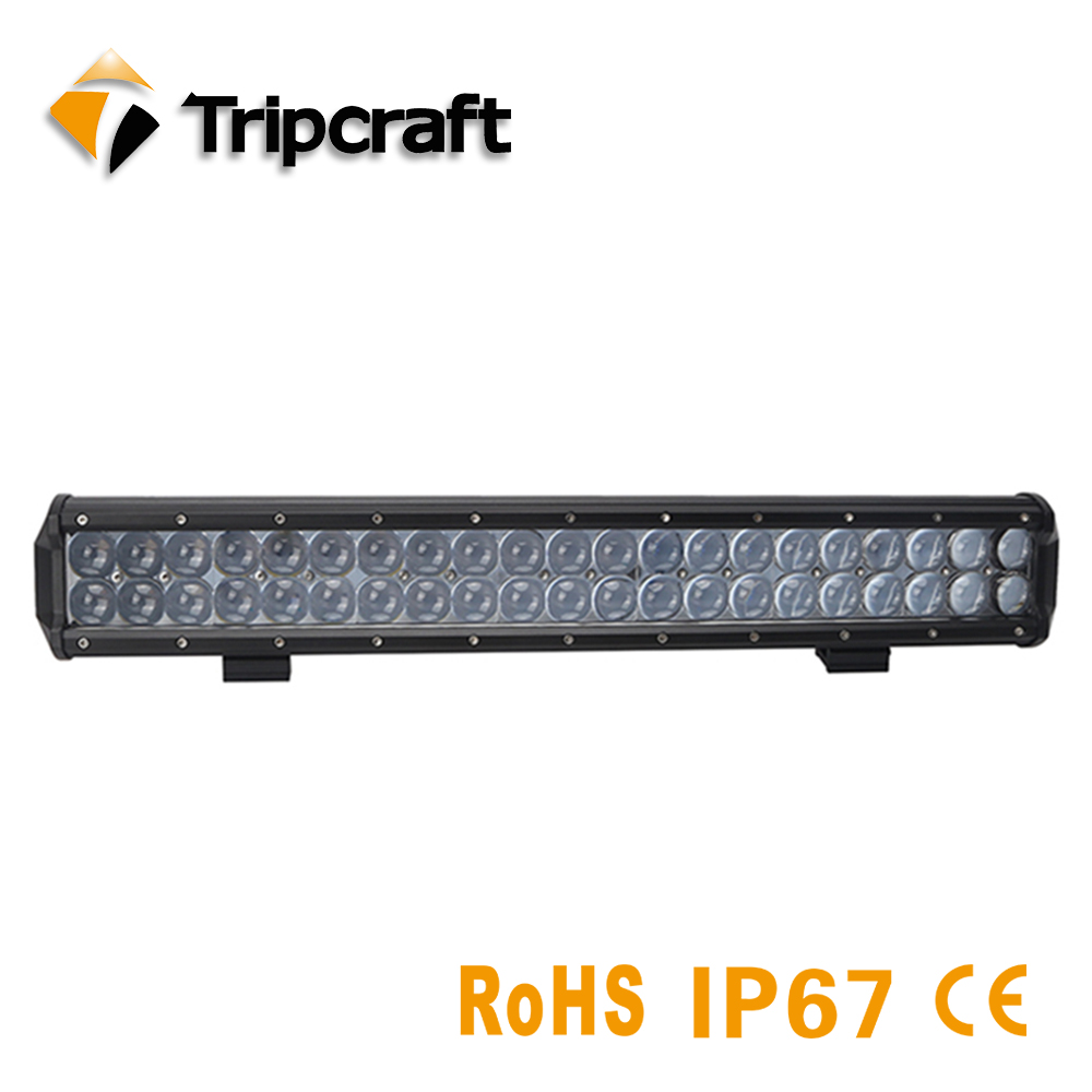 TRIPCRAFT 210W 4D LED Work Light LED Bar for Offroad Truck Spot Flood Combo Beam 4x4 4WD ATV SUV 12V LED Bar 24V car extra light tripcraft 4 6inch 40w led work light bar spot flood combo beam for offroad boat truck 4x4 atv uaz 4wd car fog lamp 12v 24v ramp