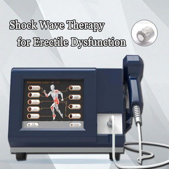 Shots Shock Wave Machine Shockwave Therapy Machine Extracorporeal Shock Wave Therapy Equipment ED Sexual Erectile Dysfunction