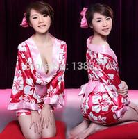 Lingerie Nightwear Japanese Studio Photo Shoot Nightclub Role Playing Game Dress Clothes Kimono Romantic Stage Clothes