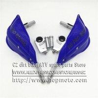 Motorcycle Motorcross Dirt Bike Handlebar Plus a large Gauntlets Fit EXC CRF YZF KXF KTM 7/8 22mm Or 1 1/8 28mm Fat Bar