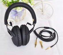 Original Monitor Headphone DJ Studio Monitoring Headset Hifi Headphones Guitar rock Headband Headphone with Mic soundmagic