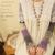 Japonês Mulheres Primavera Doce Quilting Costura de Manga Longa Sem Dedos Mão Trecho Cor Bonito Kawaii Lolita Camisa Mori Menina D127