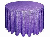 Shinybeauty фиолетовый 490 см Круглый блесток торт Таблица 196 ''Круглый блесток скатерть для блесток свадьба