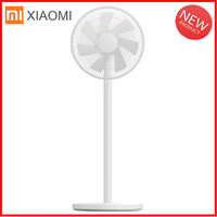 New 2019 Xiaomi Mijia 1X DC Frequency Conversion Fan Natual Wind APP Control Cooler Floor Standing Fan Air Conditioner For Home