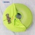 Sin necesidad de bomba de aire Más Seguridad cuello Anillo de Natación inflable Libre de Alta Calidad Del Cuello Del Bebé de Natación Anillo Del Flotador Del Cuello