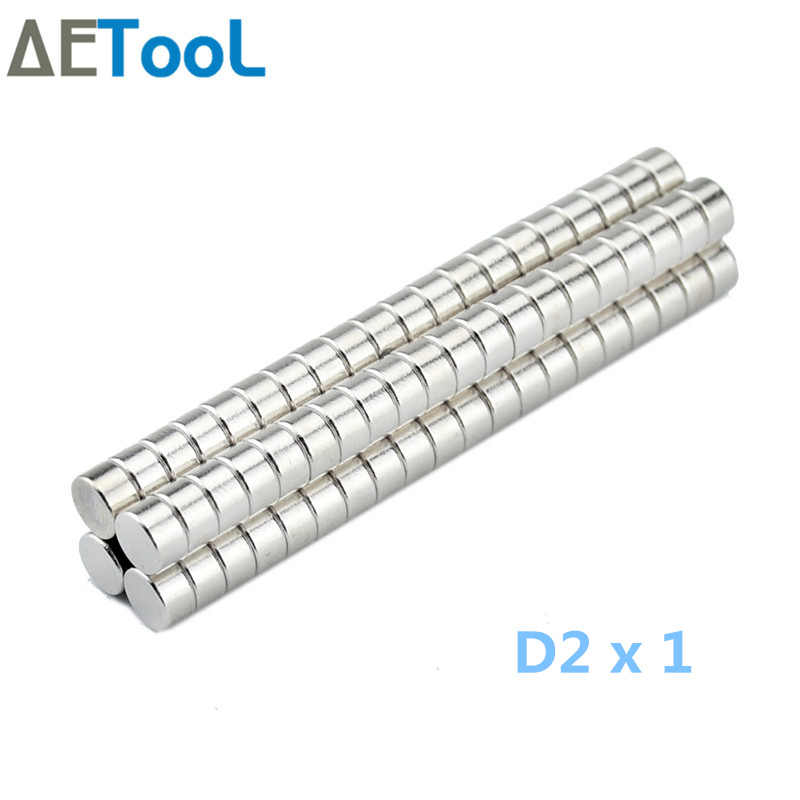 AETool 50Pcs/Set Mini 3 x 1 mm N52 Neodymium Magnets Electric Magnet Permanent Strong NdFeB Magneets Aimant Powerful Magnets