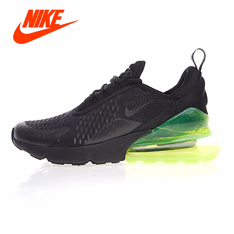 new concept ac1ec 9ea9b Original Official Nike Air Max 270 Men s Running Shoes Sports Outdoor  Breathable Sneakers low-top Comfortable Brand Designer free shipping  worldwide