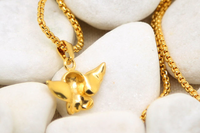 Online shop 2017 men jewelry angel baby charm pendant necklace 24k 2017 men jewelry angel baby charm pendant necklace 24k gold pendant long necklace 70cm hiphop necklaes gold chain men necklace mozeypictures Choice Image
