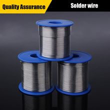 цена на Low Temperature 1.2/1.5/2.0/2.3mm 500g Soldering iron Tin Solder  Welding Wire With Flux in Wire Melt Rosin Core Welding Rod