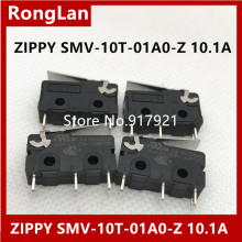 [ZOB] Taiwan ZIPPY SMV-C5S-01A micro switch straight handle limit switch switch genuine original  --50pcs/lot стоимость