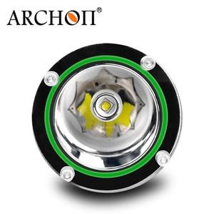 Image 5 - ARCHON D22 II Diving Flashlight D22 II * L2 U2 LED 1200 Lumens 100M underwater D22 /W28 upgraded version 100% Original Lanten