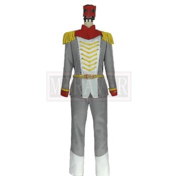 Persona 5 Goro Akechi to maska przebranie na karnawał