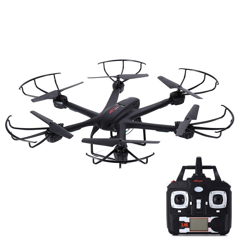 MJX X601H drones with camera hd wifi Headless Mode drone Auto Return RC helicopter professional FPV drone with camera quadcopter mini drone rc helicopter quadrocopter headless model drons remote control toys for kids dron copter vs jjrc h36 rc drone hobbies