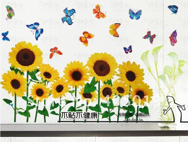 Delighted Nursery Butterfly Wall Art Ideas - Wall Art Design ...