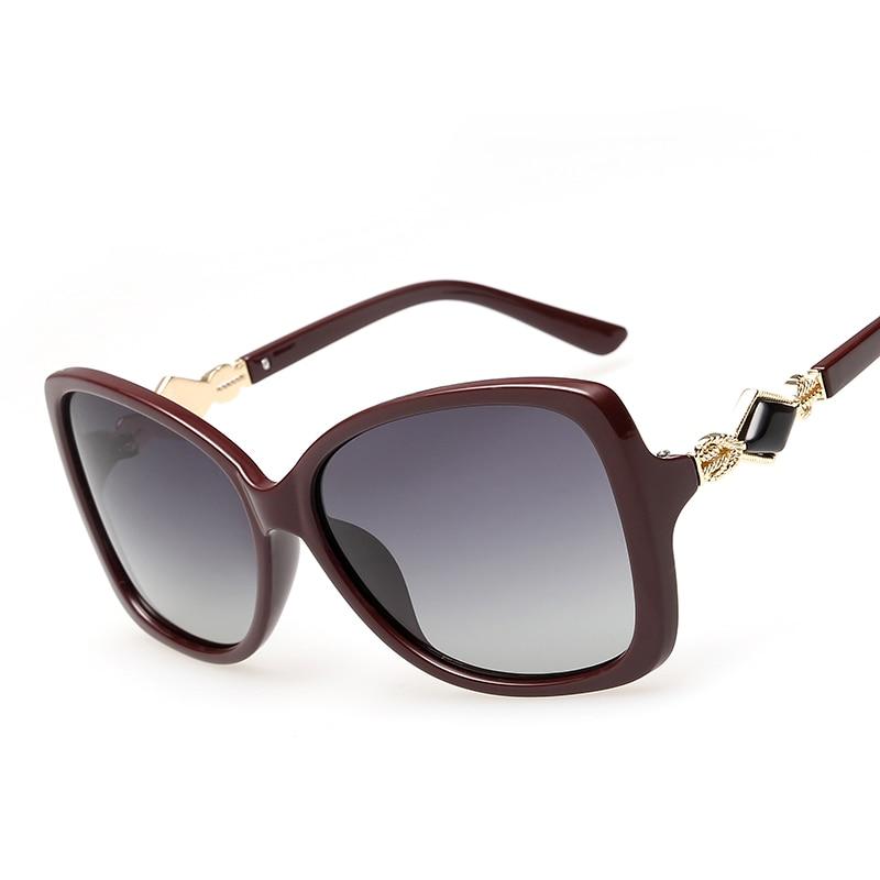 Gafas de sol, mujeres nueva moda clásico polarizadas Gafas de sol ...