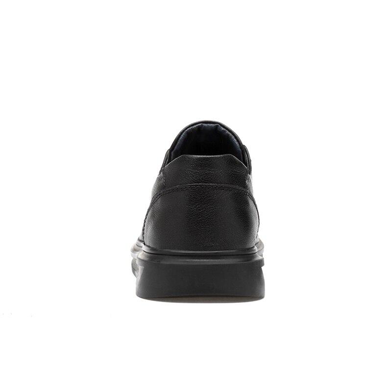 Cuir Hommes Black Chaussures white En Sneakers Main Hommes Confortables black Respirant Casual Pleine Mode Fleur De white Confortable Marche qXRw1EXFn