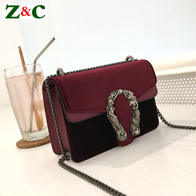 Luxury Brand Women Bags Corduroy Leather Handbags Shoulder Bags Famous Designer Locks Crossbody Messenger Bag Lady Clutch Purses