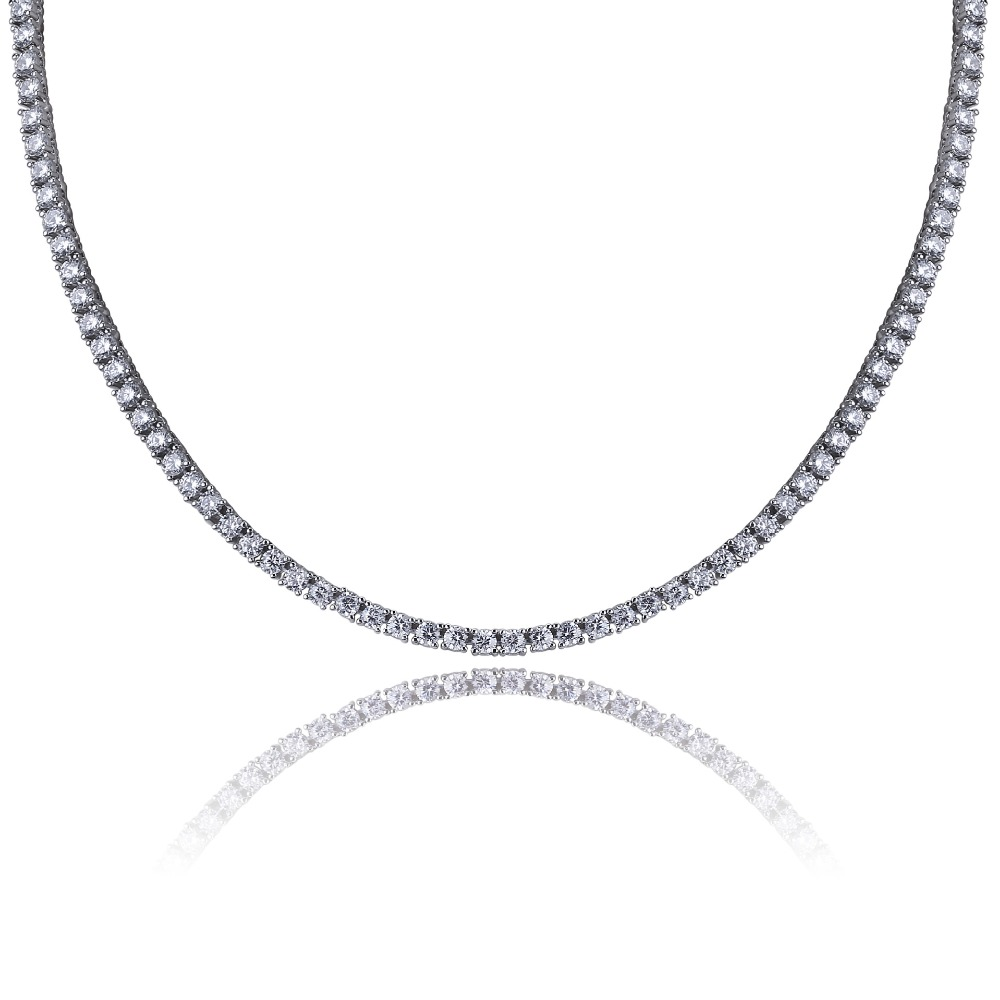 Tennis Chain Necklace...