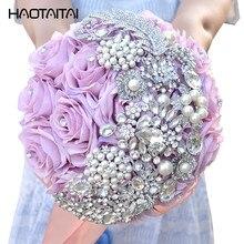Bridal Bouquet Buque de noiva Romantic Wedding Bouquet for Bride Bohemia Style Wedding Flowers Bridesmaid 5 Color