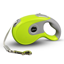 3m 5m Dog Leash Retractable Leads Automatic Extending Walking Lead For Medium Large Harness