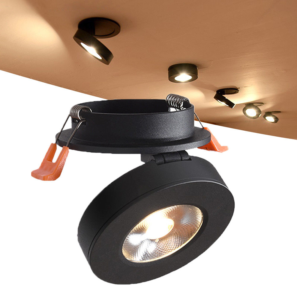 Mini Embedded Led Downlight Recessed Ceiling Lamp 5w 7w