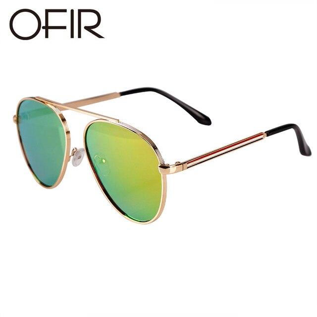 Damen Sonnenbrille Pilot Bunte Spiegel Mode Farbe Sonnenbrille Im Freien Sonnenbrillen,Green