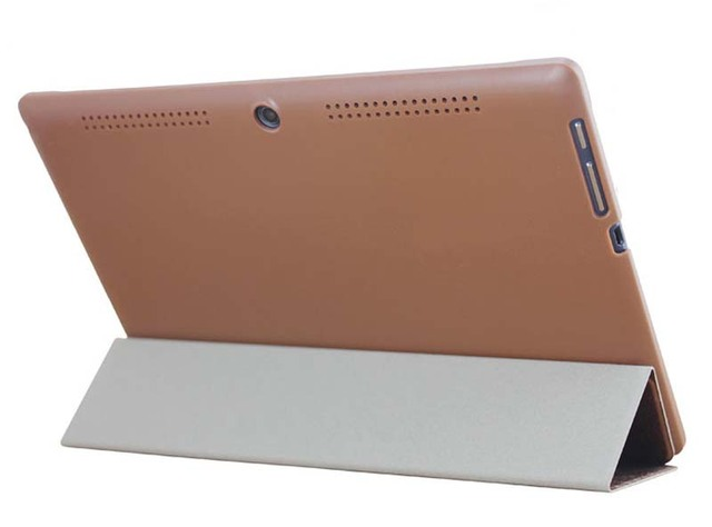 "Ultra Thin Slim 3-Folder Business Book Stand PU Leather Cover Case For Lenovo Tab 2 X30 X30M X30F TB2-X30F A10-30 10.1"" Tablet"