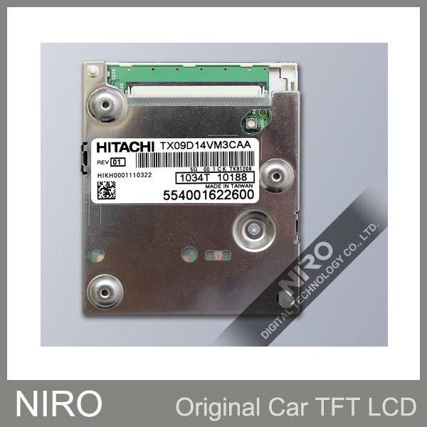 Ниро DHL/EMS+ автомобиль TFT ЖК-мониторы по TX09D14VM3CAA