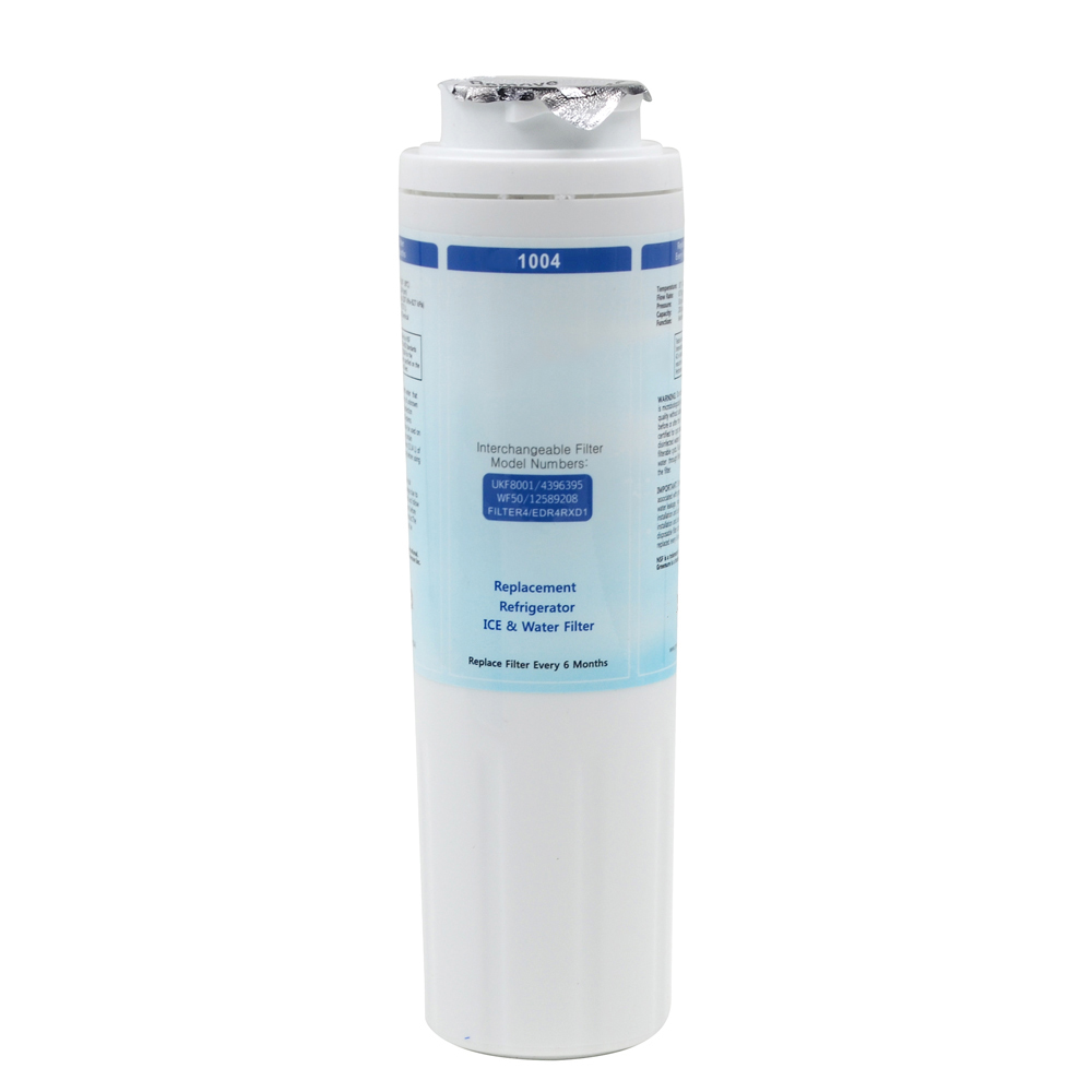 Household GRE1004 Refrigerator Water Filter Activated Carbon Replacement for Maytag Whirlpool UKF8001 Filter 2 Pcs/lot-in Water Filters from Home Appliances    2